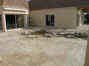 Hormig n impreso ya mantenimiento pavimentos piscinas for Hormigon impreso para piscinas