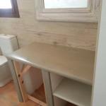 Microcemnte en los baños- Xalo
