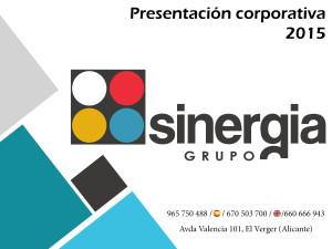Sinergia 2015