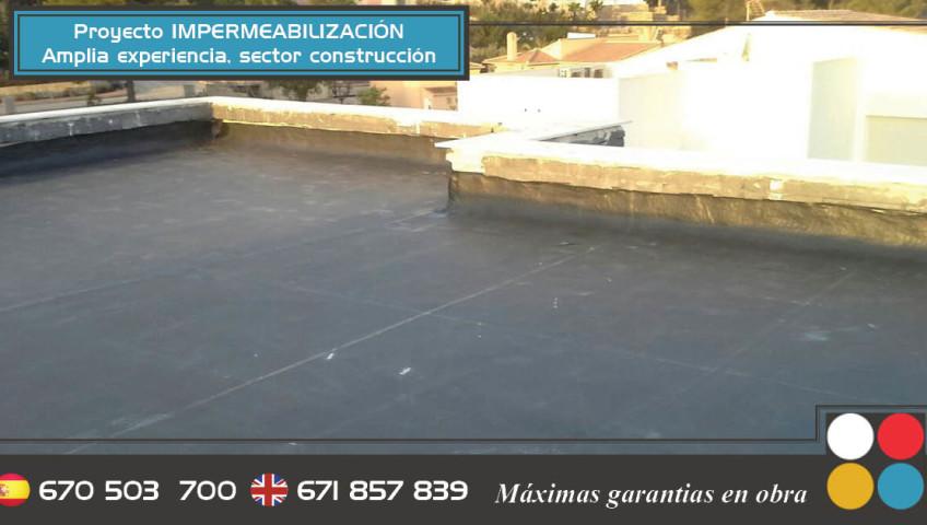 Soluciones para la Impermeabilización, goteras y humedades4